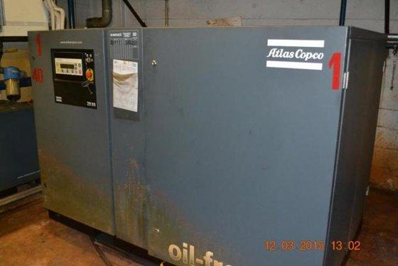 2002 ATLAS COPCO Z 55