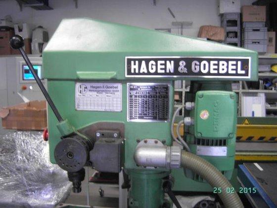 1991 Hagen + Göbel HG