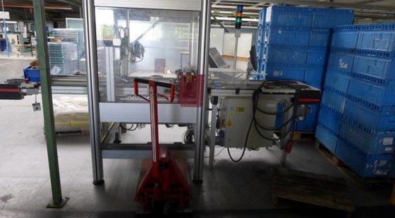 ISEL Automatic feeder in Erbach