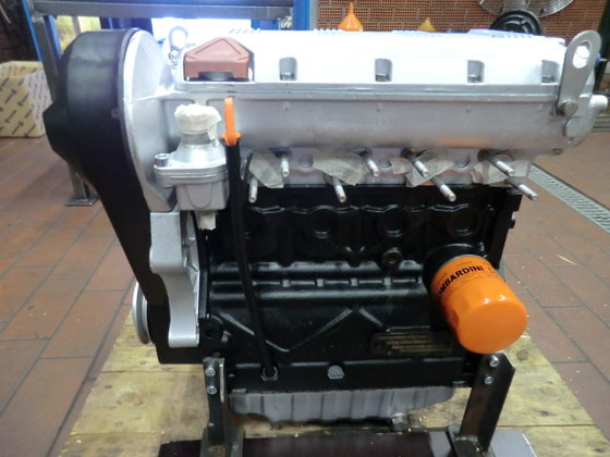 Frigoblock Lombardini LDW 1404 Diesel