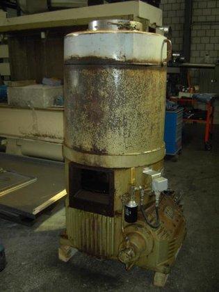 KAHL pellet press 38-780 Pelletizing