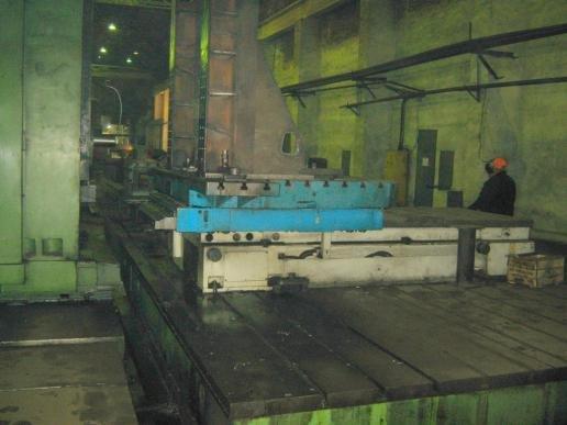 HECKERT UNION BFT-130 Horizontal Milling