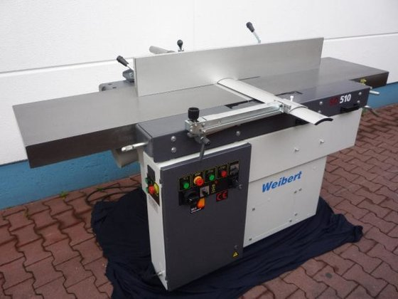 Weibert SD510 Surface planing and