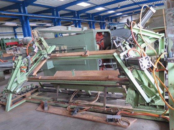 Frame presses in Barntrup, Germany