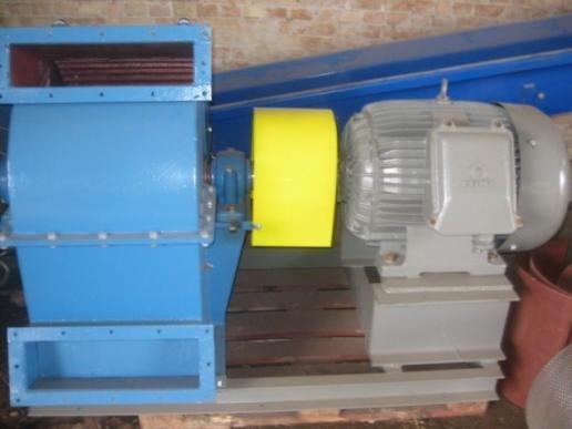 Hammer mill RB 55kW mills