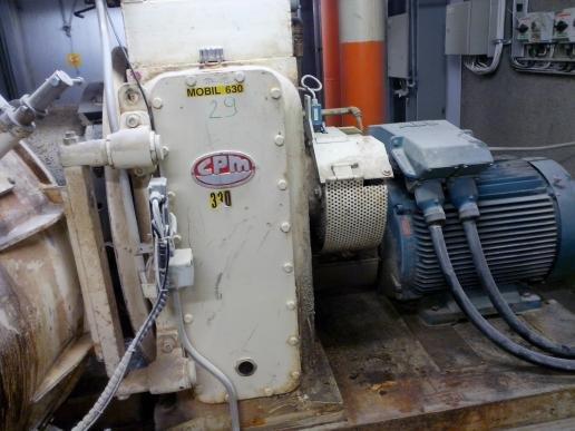 CPM 7930-8 pellet press 250kW