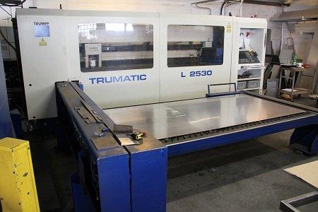 1998 TRUMPF Trumatic TCL 2530