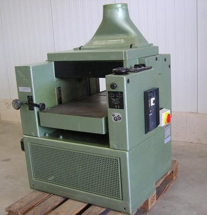 SCM S 50 N Thicknessing