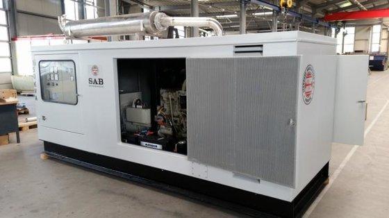 1990 SAB A49R Diesel generators