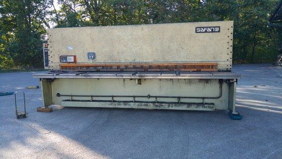 1984 Safan HVS 410/12 Hydraulic