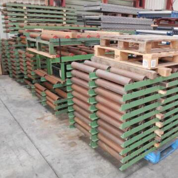 Heavy load rollers 1000 m,