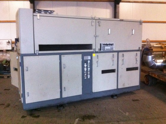 Aerzener Maschinenfabrik VMTS 1037 Compressor