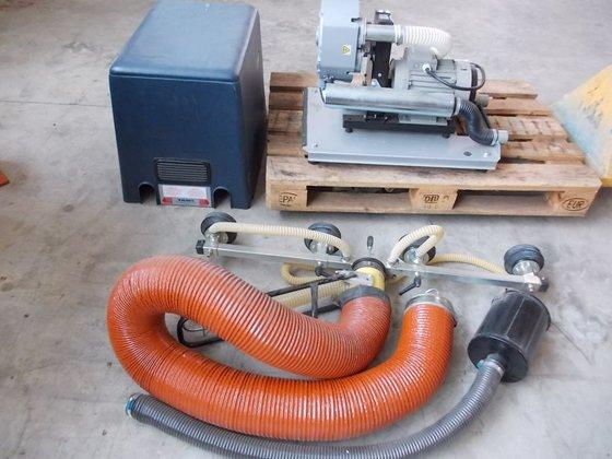 2003 TAWI VacuEasyLift VM-140 Vacuum