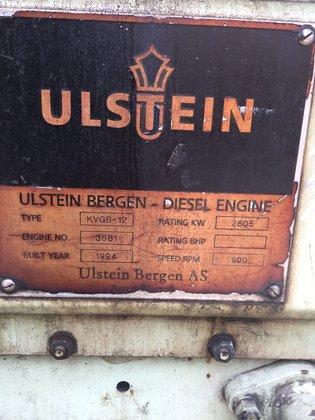 1994 ULSTEIN BERGEN KVGB-12 in