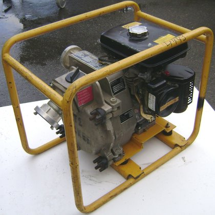 Wacker/Wisconsin Robin PT2R Irrigation pumps