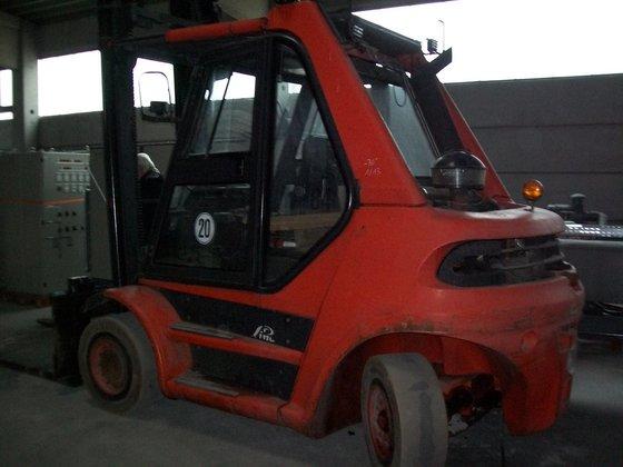 1998 Linde H60 D Diesel