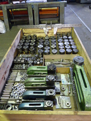 Stamping tools in Netphen, Germany
