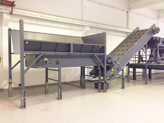 2010 Klanke FBA1100 Conveyor in
