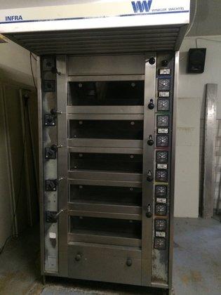 WACHTEL AE516 Infra Multideck ovens