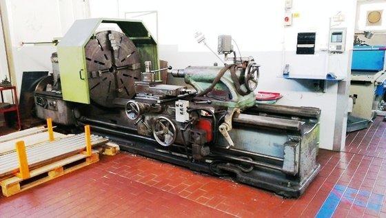 PROGRESS I-820 Engine Lathes (Sliding,