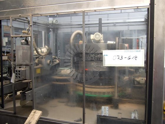 KRONES Canmatic 960-40 Labelling machine