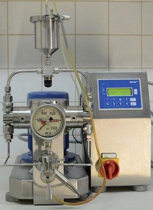 2010 IKA WERKE GmbH LABOR