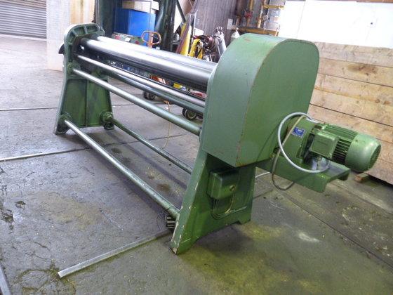 Kramer RHM III 100/2000 roller