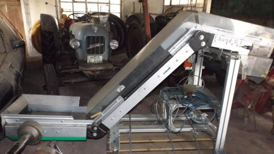 1999 AXmann Z Conveying belts