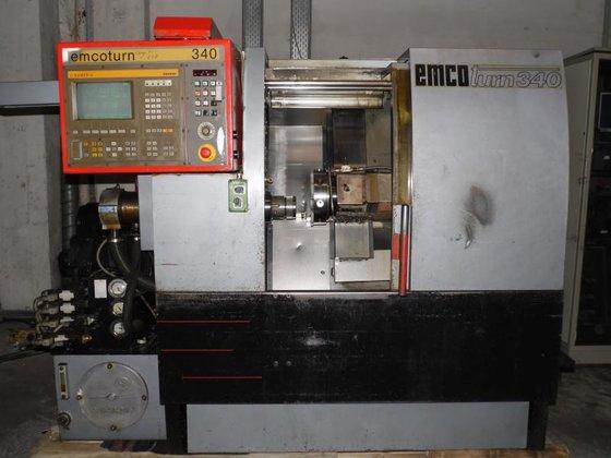 1990 Emco EmcoTurn 340 CNC