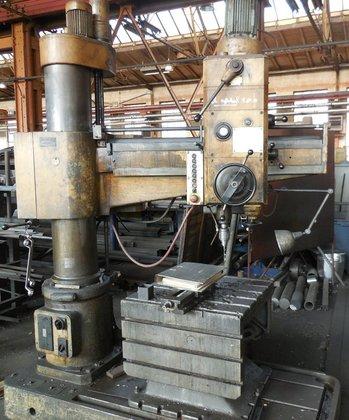1984 WMW Maschinenfabrik Meuse BR