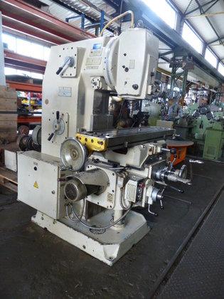 Stankoimport 6 P-11 Console milling