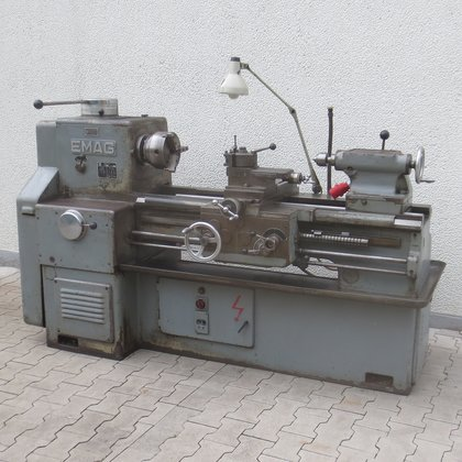 1962 EMAG TS Turning Machines