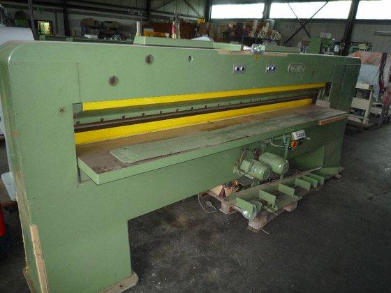 Josting EFS 2800 Veneer clippers