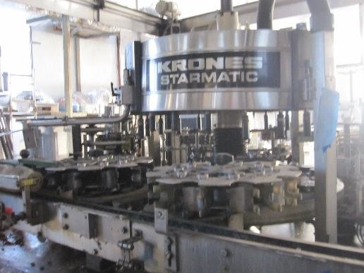 1997 KRONES STARMATIC LABELLER in
