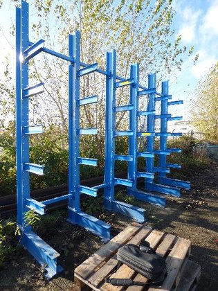 1996 Constructor Cantilever Rack in