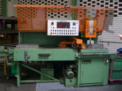 1989 KASTO GKS400AM CNC Cold