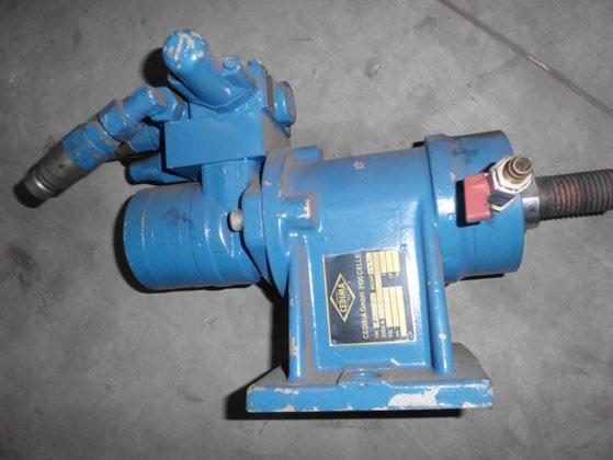 Cedima, Parker hydraulic core drill