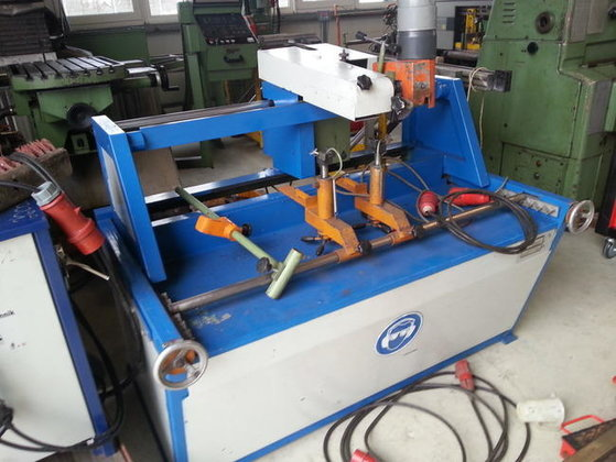 Perko IV knife-grinding machine in