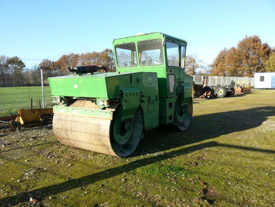 1979 Bomag BW162A Road roller