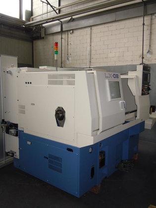 2000 Miyano LX08 CNC lathe