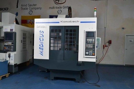 2012 Komatech GMT-420 L 3-axis