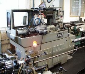 Long automatic lathe Tornos WELL