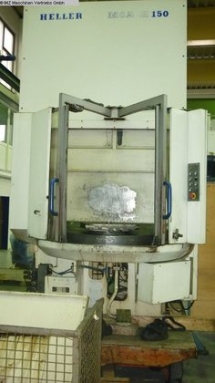 1995 HELLER MCA-H 150 Machining
