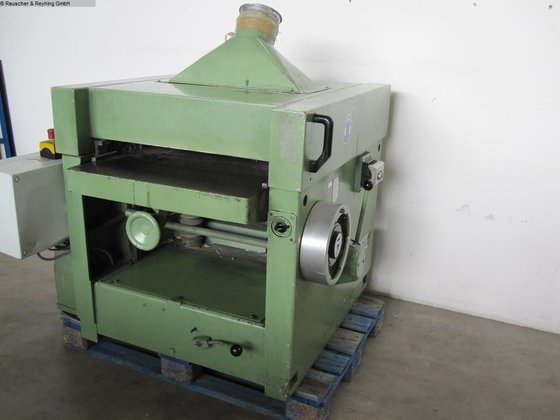 1984 KOELLE HDA 63 Thicknessing