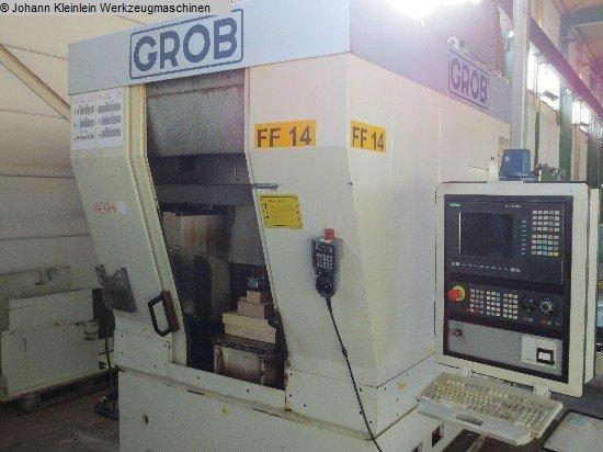 1999 HERMLE/GROB C 600 V
