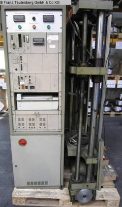 1985 ZWICK 1454.100/03 Tensile-Testing Machine