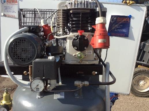 Schneider 460 l/min Air compressor