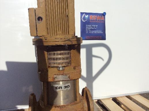 Grundfos CR30-20 Booster pump in