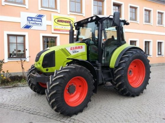 2011 CLAAS Arion 420 CIS