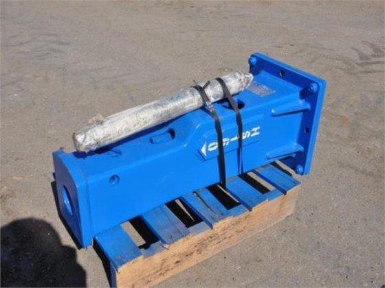 2014 Hammer HS160 Hydraulic pile